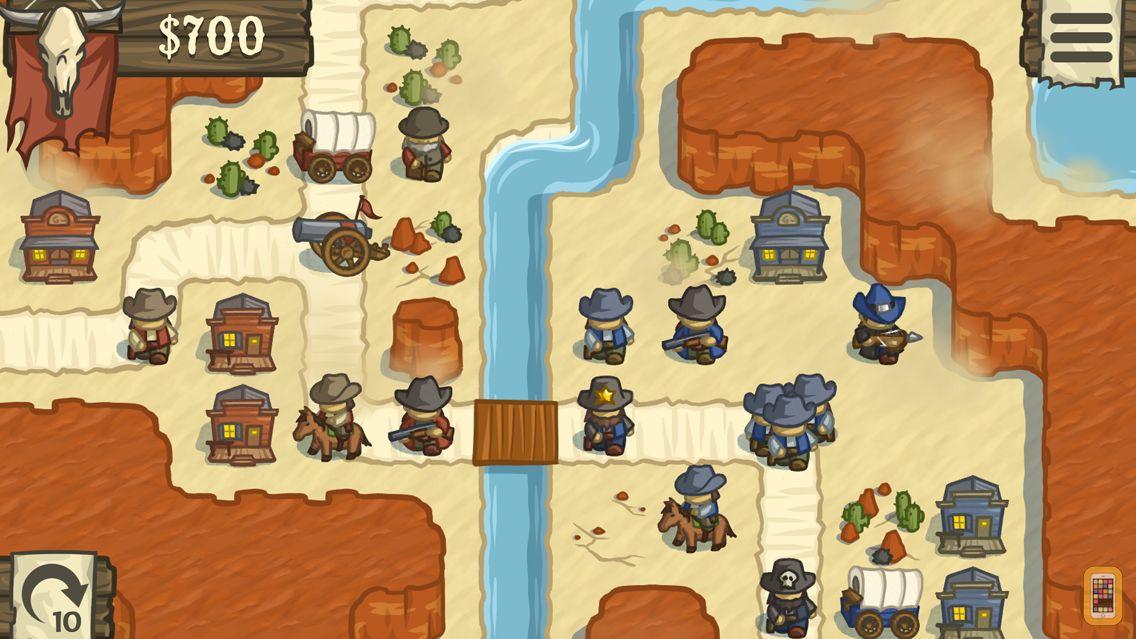 Screenshot - Lost Frontier