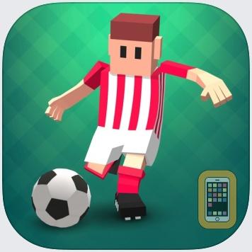 Tiny Striker: World Football by Fat Fish Games Ltd (Universal)