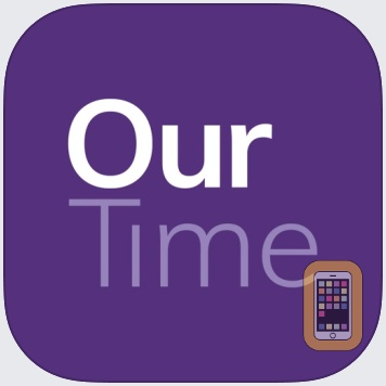OurTime - Meet 50+ Singles by People Media, Inc. (Universal)