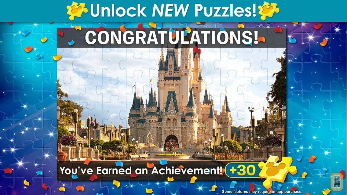 Screenshot - Disney Jigsaw Puzzles!
