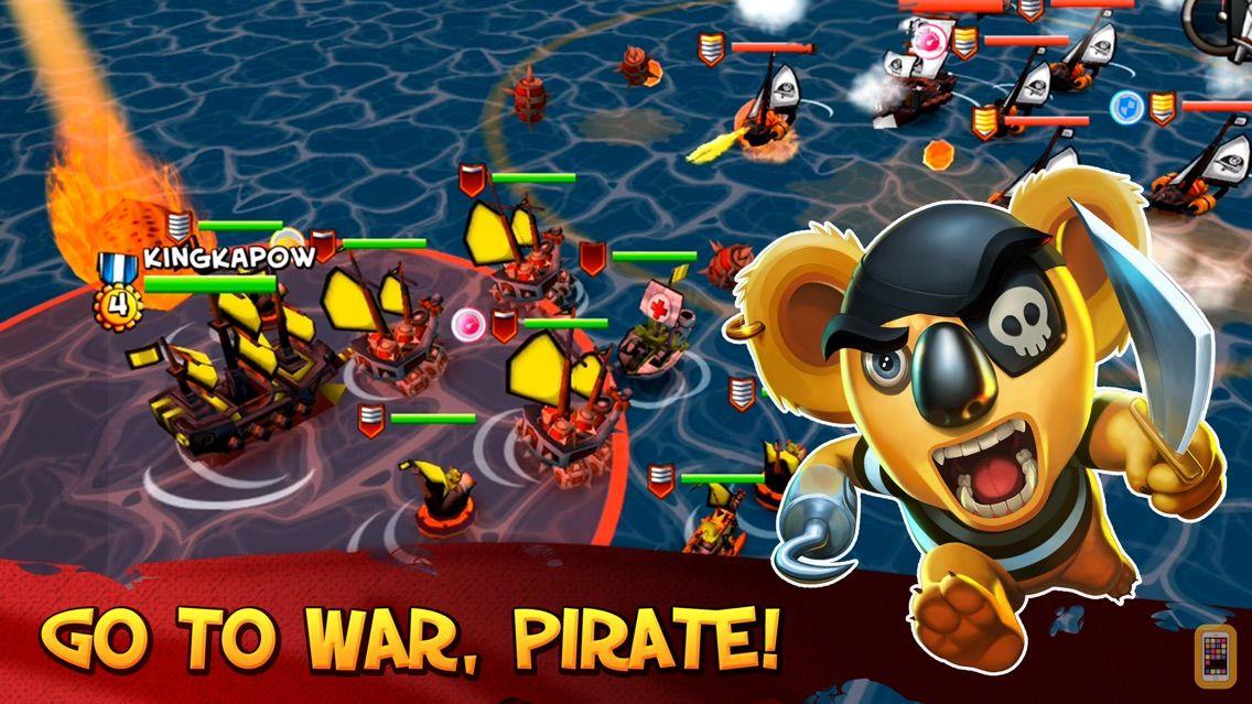 Screenshot - Tropical Wars - Pirate Battles