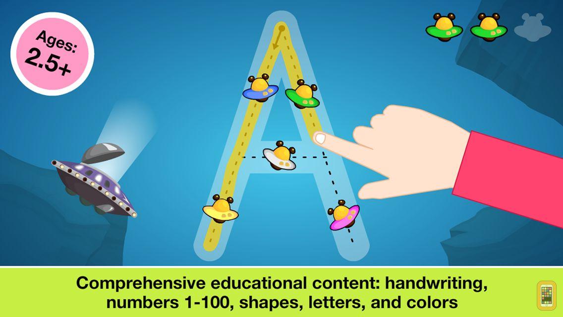 Screenshot - Toddler kids games ABC learning for preschool free