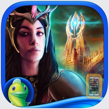 Dark Realm: Queen of Flames Collector's Edition HD (Full) by Big Fish Games, Inc (iPad)