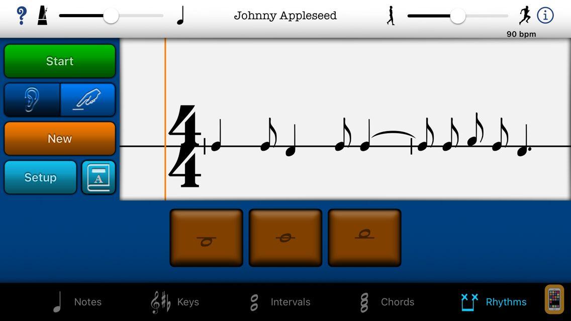 Screenshot - Music Theory Basics - iPhone