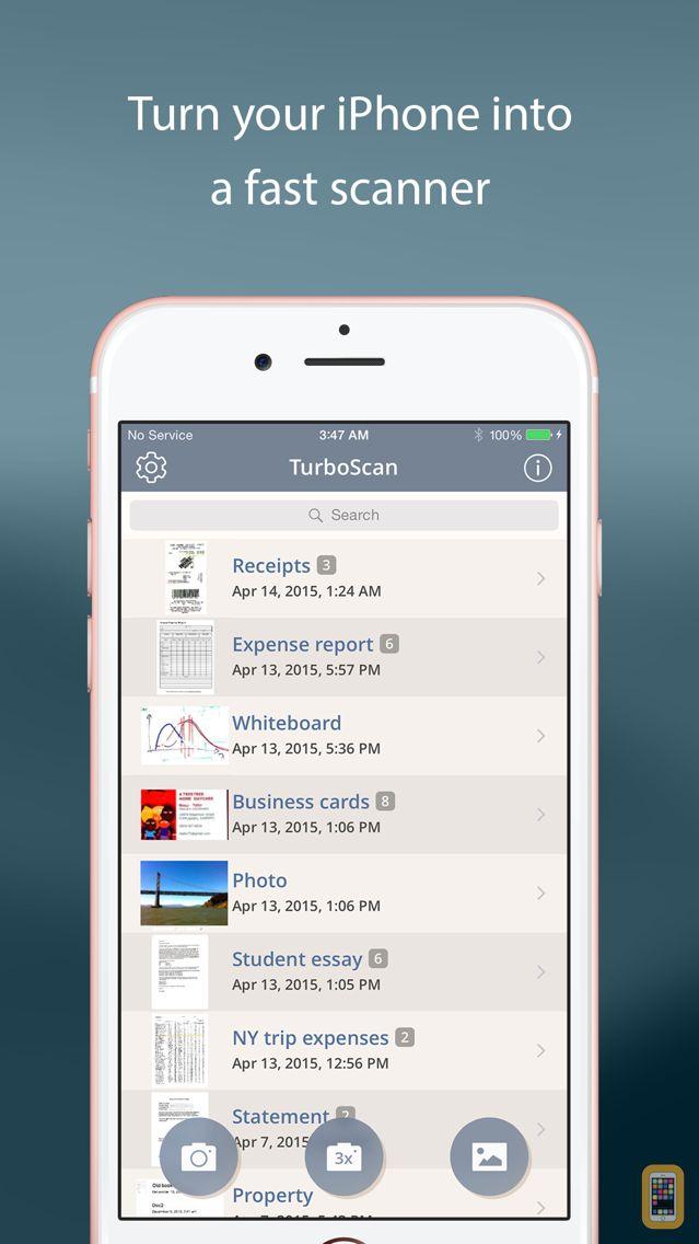 Screenshot - TurboScan™: document scanner