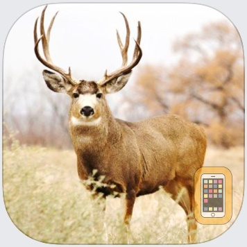 Deer Calls - Hunting Sounds Ringtones and More by Michael Nowak (Universal)