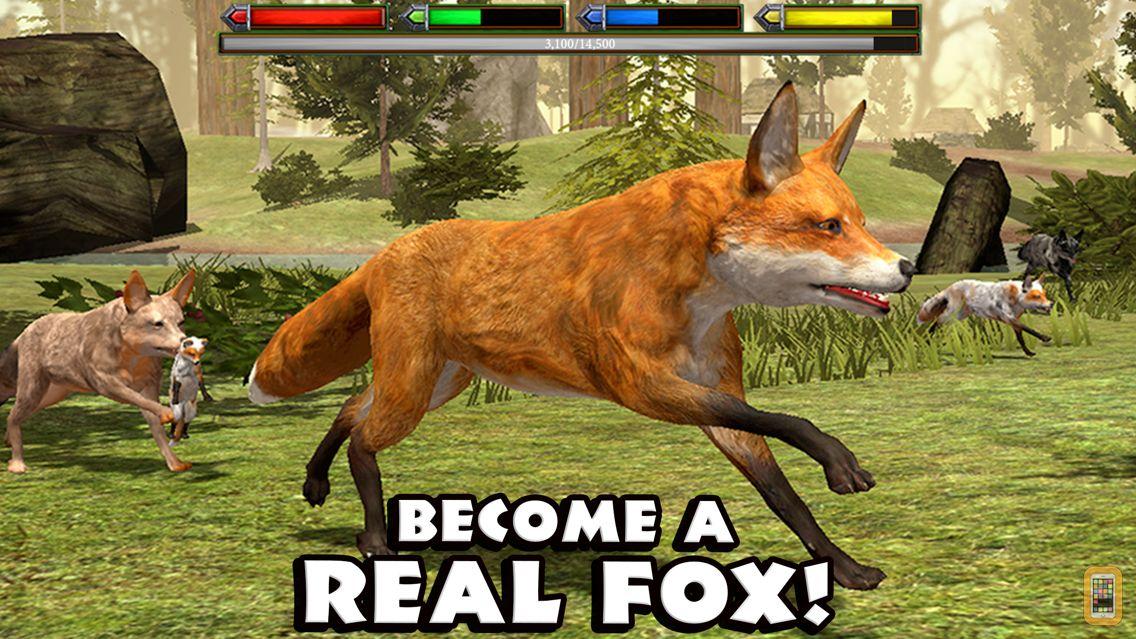 Screenshot - Ultimate Fox Simulator