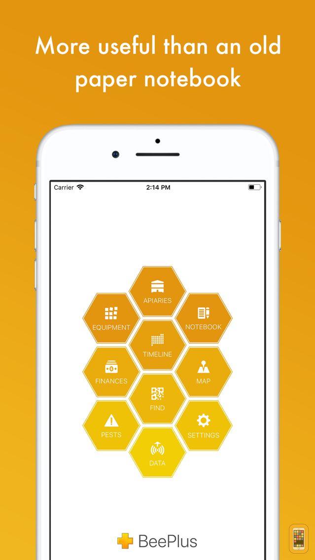 Screenshot - BeePlus Beekeeping Manager