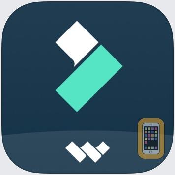 FilmoraGo - Video Editor&Maker by Wondershare Technology Group Co.,LTD (iPhone)