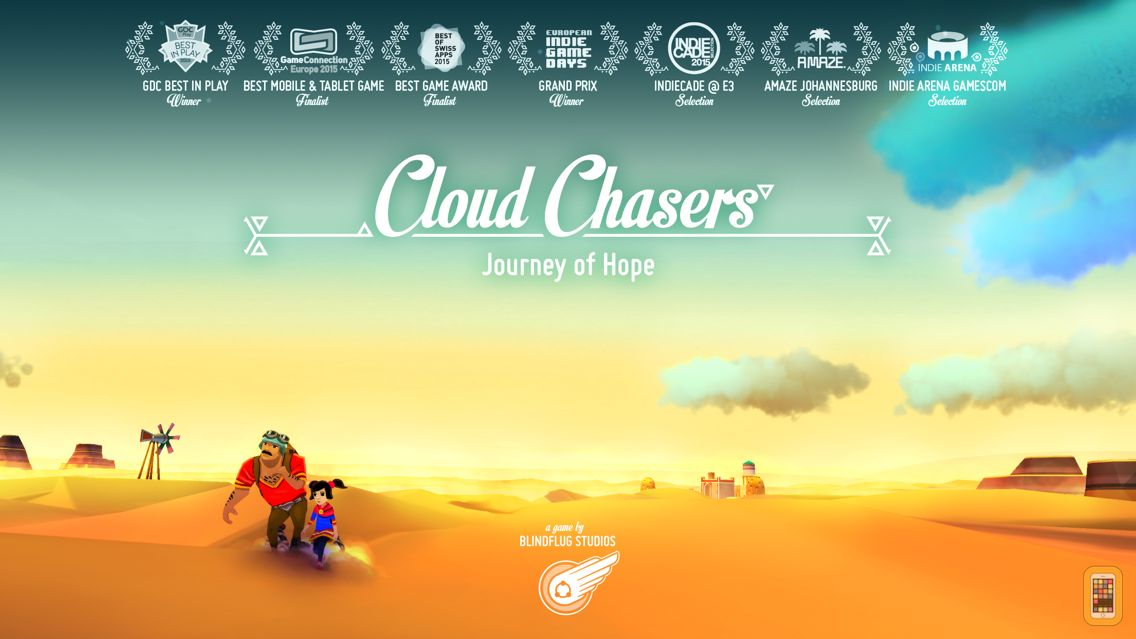 Screenshot - Cloud Chasers - A Journey of Hope
