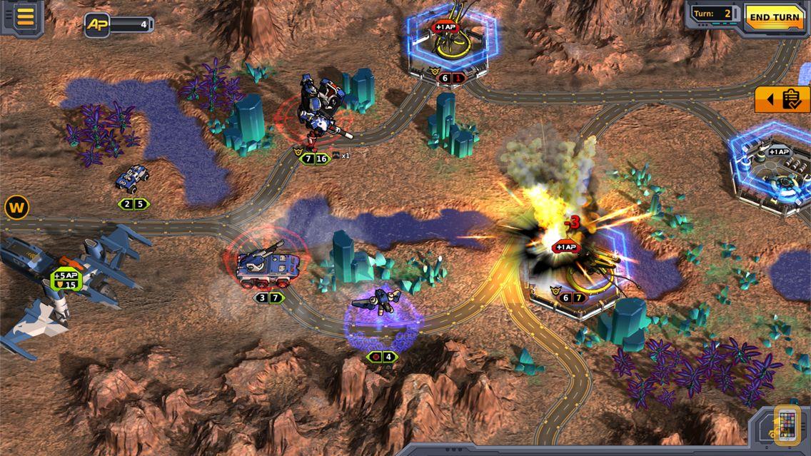 Screenshot - Codex of Victory