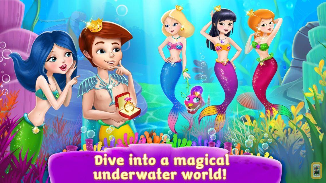 Screenshot - Mermaid Princess - Underwater Fun