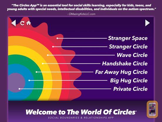 Screenshot - Circles Social Skills Utility