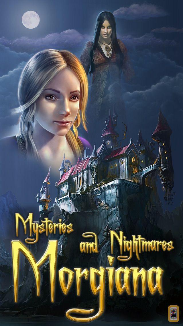 Screenshot - Mysteries and Nightmares - Morgiana: Hidden Object Adventure