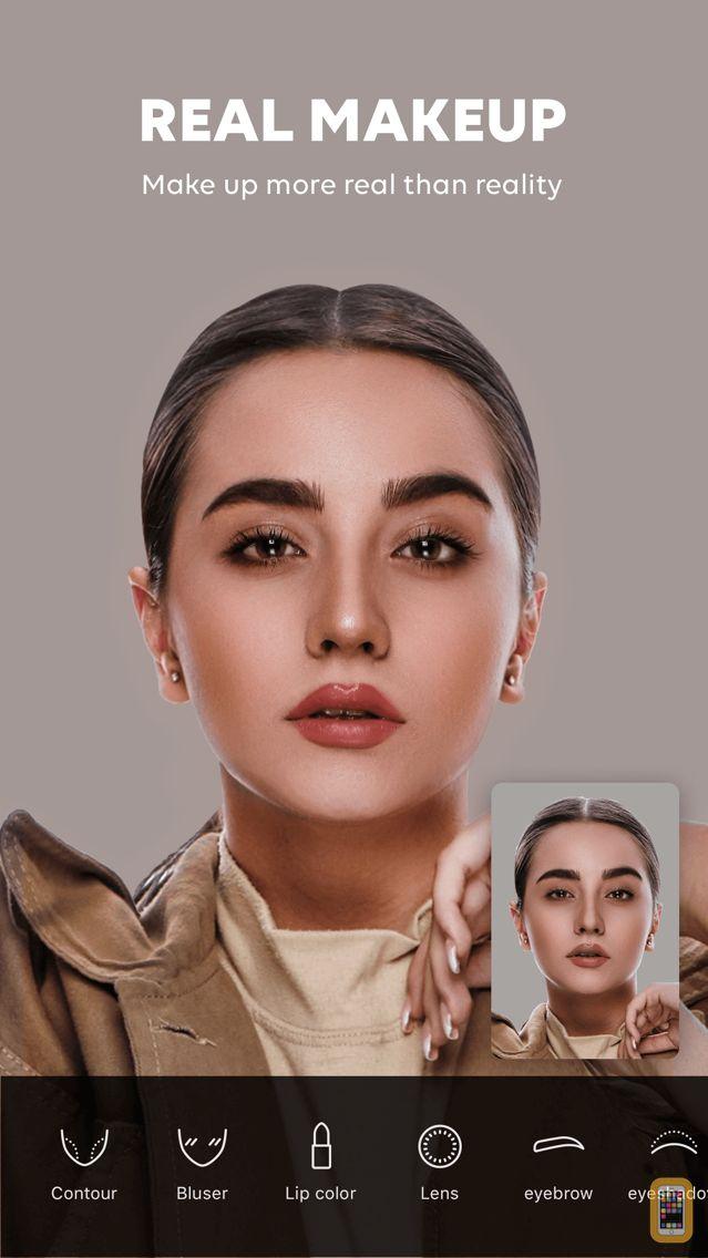 Screenshot - SNOW - Beauty & makeup camera
