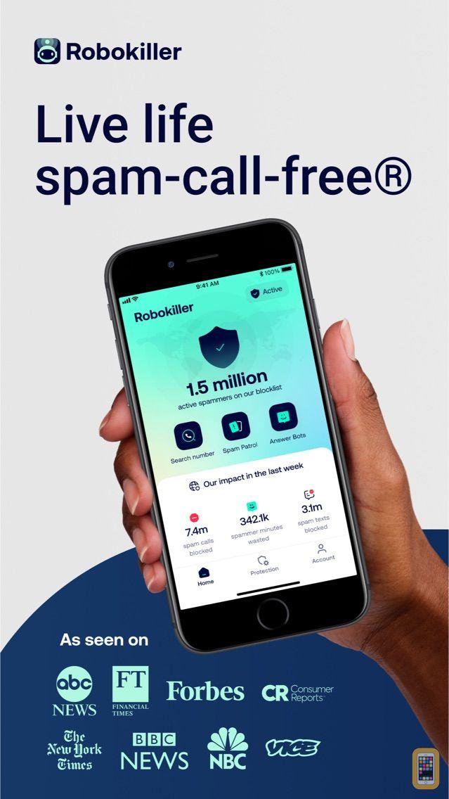 Screenshot - RoboKiller: Block Spam Calls