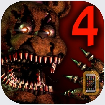 Five Nights at Freddy's 4 by Clickteam, LLC (Universal)