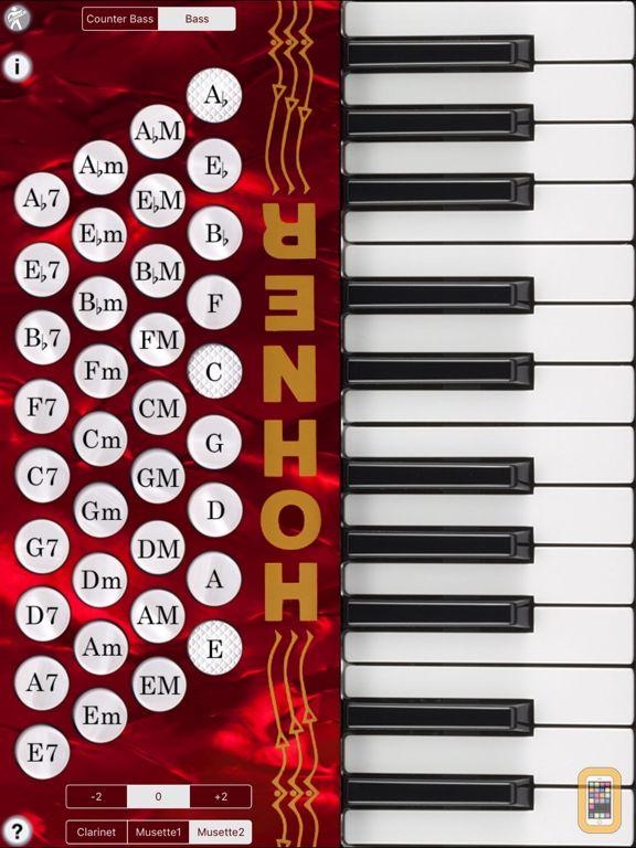 Screenshot - Hohner Piano Accordion