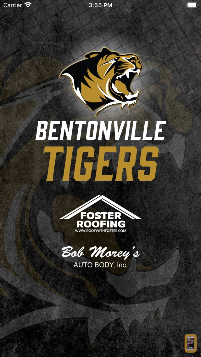 Screenshot - Bentonville Tiger Athletics