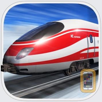 Train Driver Journey 2 - Iberia Interior by N3V Games Pty Ltd (Universal)