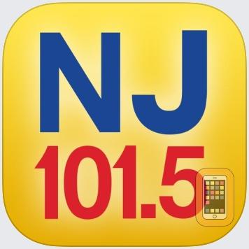 NJ 101.5 - News Radio (WKXW) by Townsquare Media, LLC (Universal)