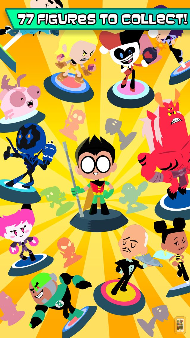 Screenshot - Teeny Titans - Teen Titans Go!