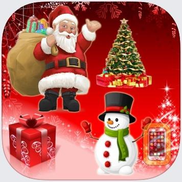 Christmas Emoji + Animated Emojis by SOWJANYA ALLA (Universal)