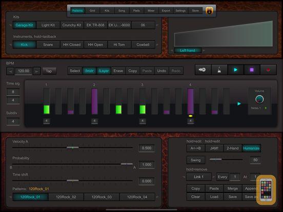 Screenshot - DrumPerfect Pro