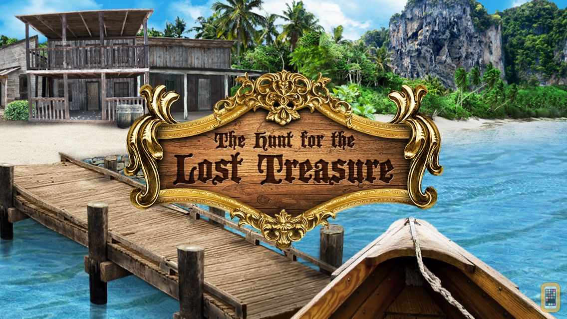 Screenshot - The Hunt for the Lost Treasure