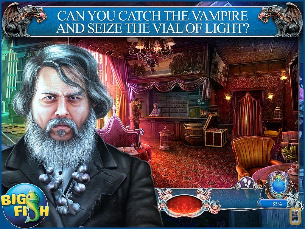 Screenshot - Myths of the World: Black Rose HD - A Hidden Object Adventure (Full)
