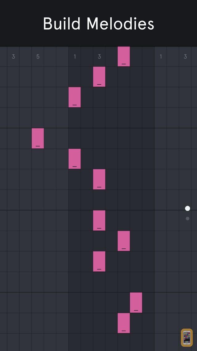 Screenshot - Auxy Pro - Music & Beat Maker