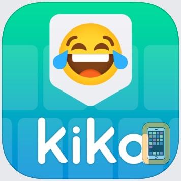 Kika Keyboard for iPhone, iPad by Cheese Mobile, Inc. (Universal)
