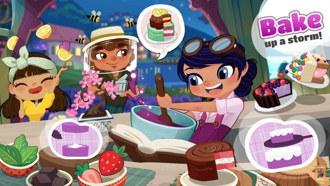 Screenshot - Bakery Blitz: Cooking Game
