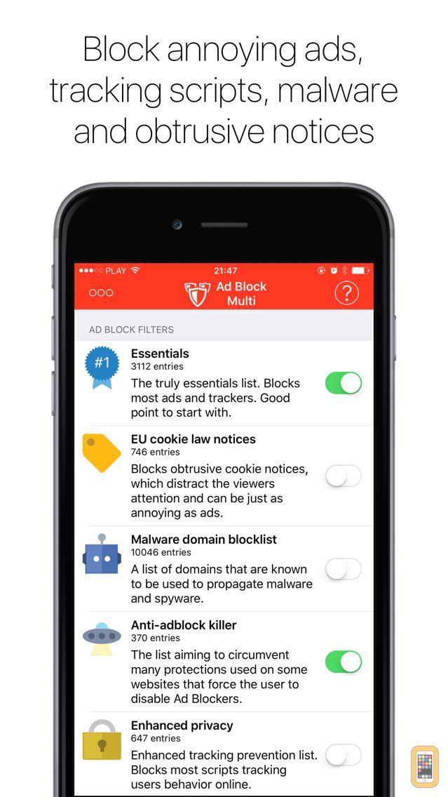 Screenshot - Ad Block Multi