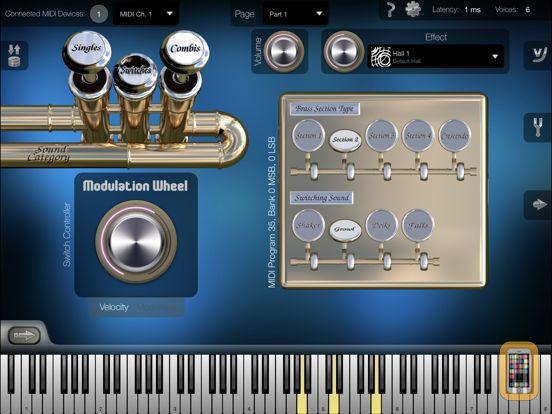 Screenshot - Heavy Brass