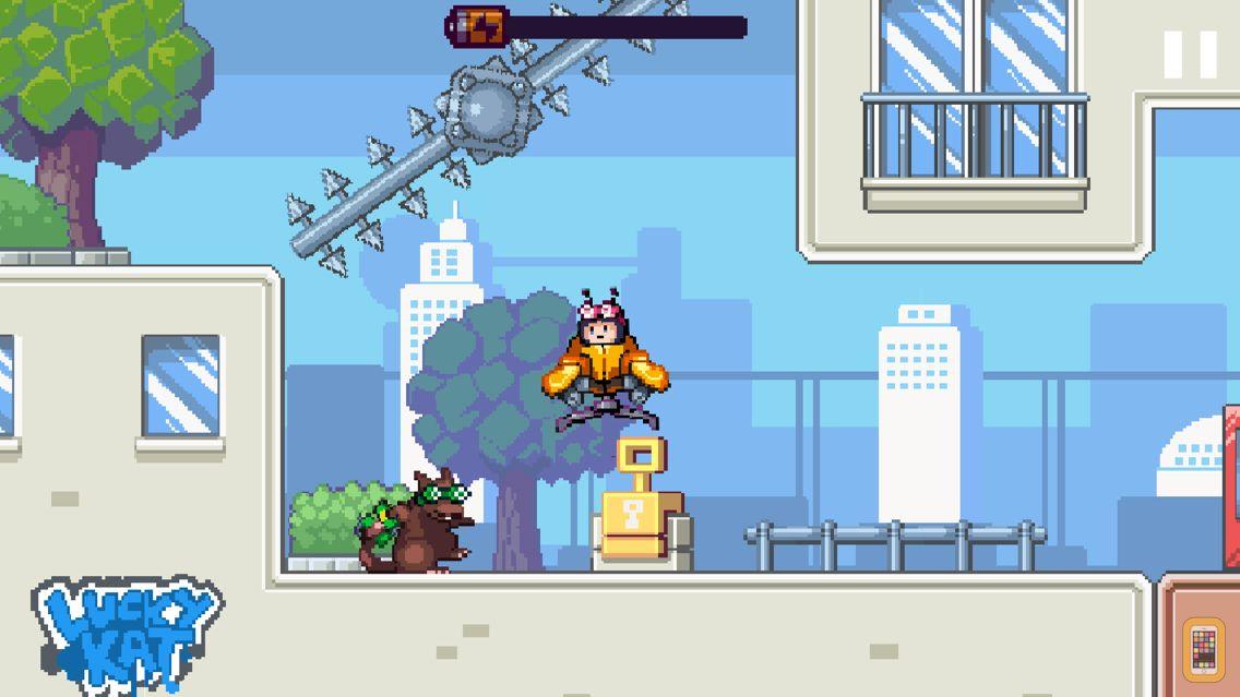 Screenshot - Sky Chasers