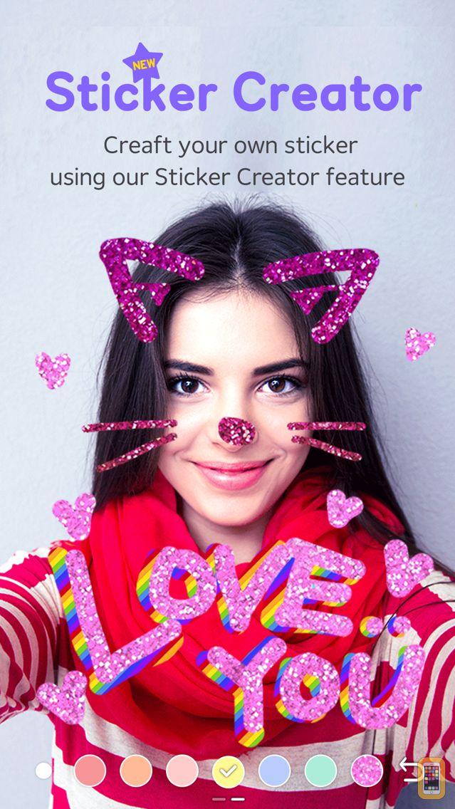 Screenshot - lollicam - Fun Face Effects and Beauty Filters.