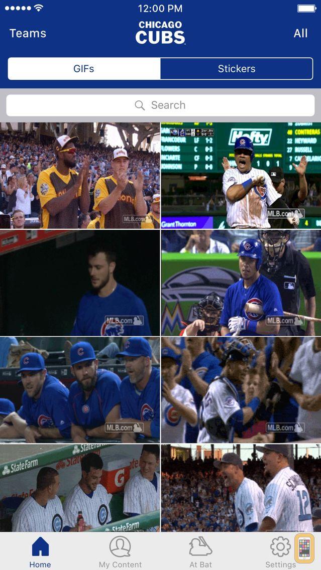 Screenshot - MLB.com Clubhouse