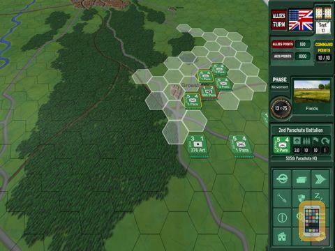 Screenshot - Assault on Arnhem