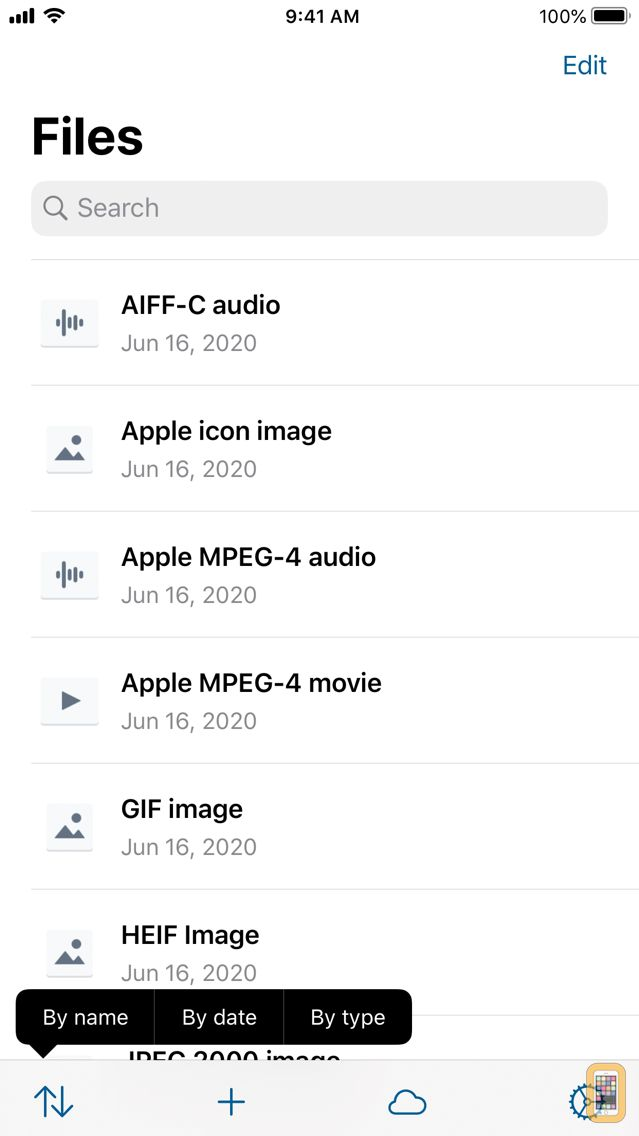 Screenshot - Archiver for iPhone