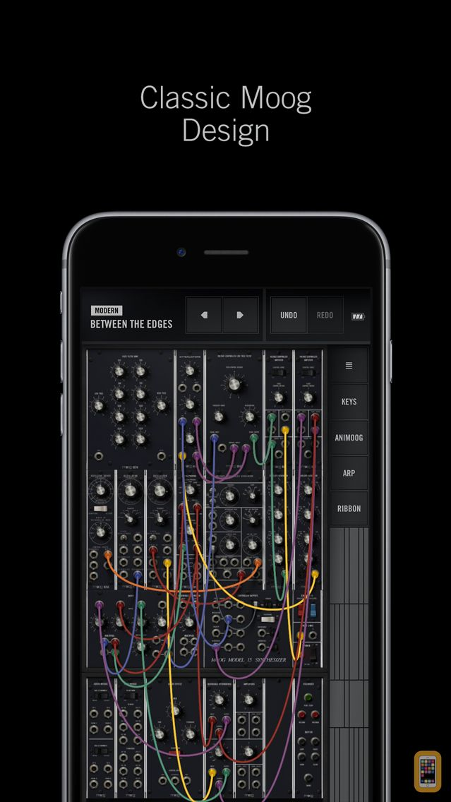 Screenshot - Model 15 Modular Synthesizer