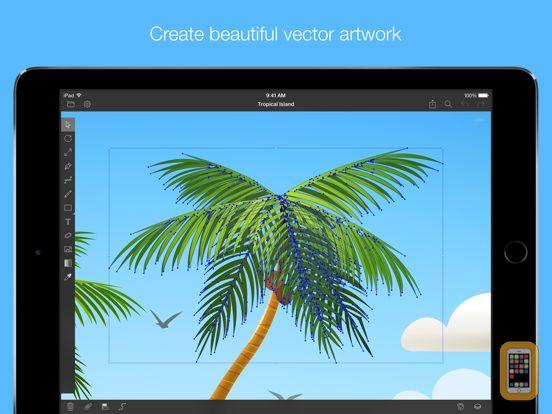 Screenshot - Bez - Vector Illustrator