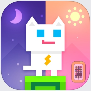 Super Phantom Cat - Be a jumping bro. by Veewo Games (Universal)