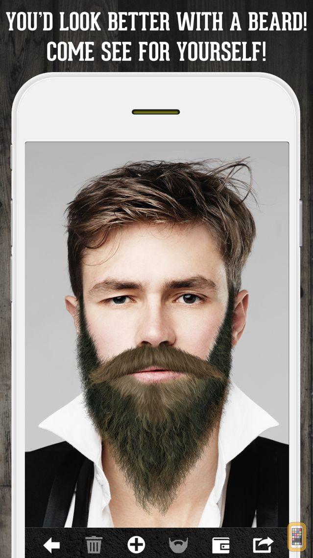 Screenshot - Beard Booth Studio