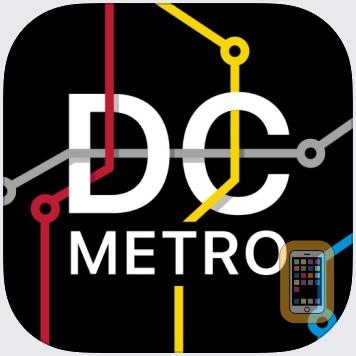 DC Metro Pro by Dev Shack (iPhone)