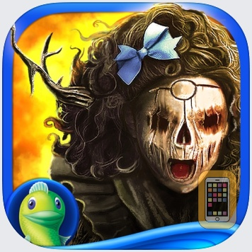 Maze: Subject 360 HD - A Mystery Hidden Object Game by Big Fish Games, Inc (iPad)