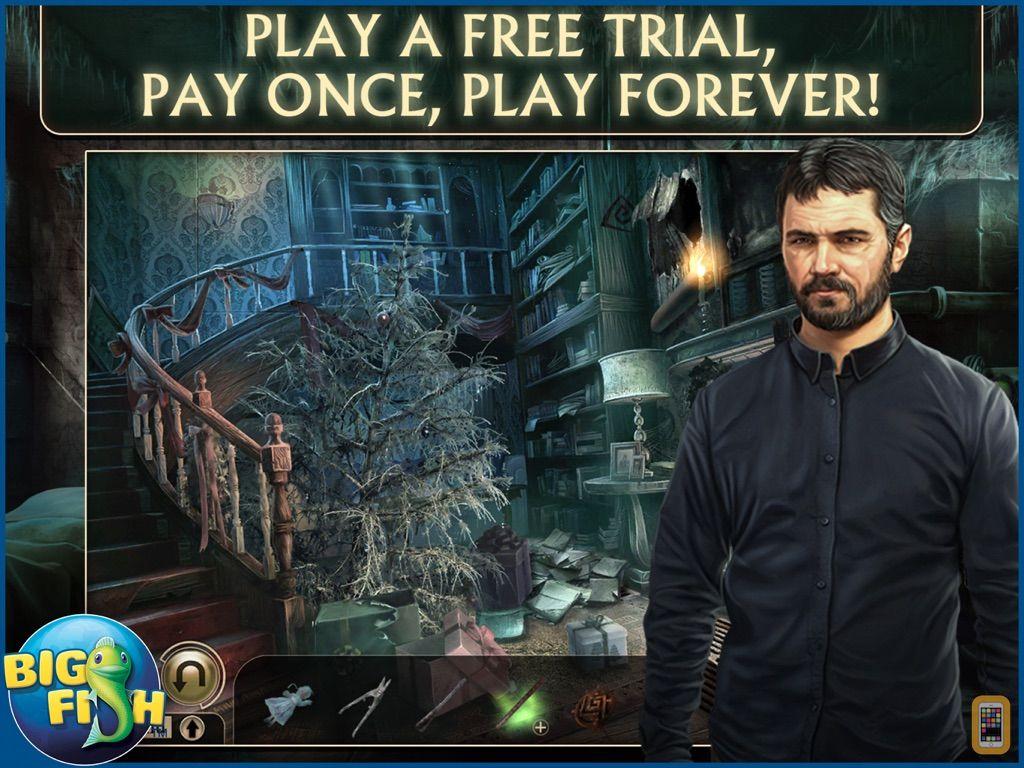 Screenshot - Maze: Subject 360 HD - A Mystery Hidden Object Game