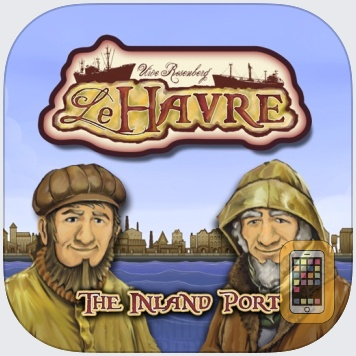 Le Havre: The Inland Port by Asmodee Digital (Universal)