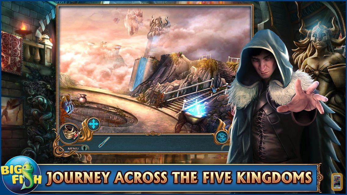 Screenshot - Nevertales: Legends - A Hidden Object Adventure (Full)