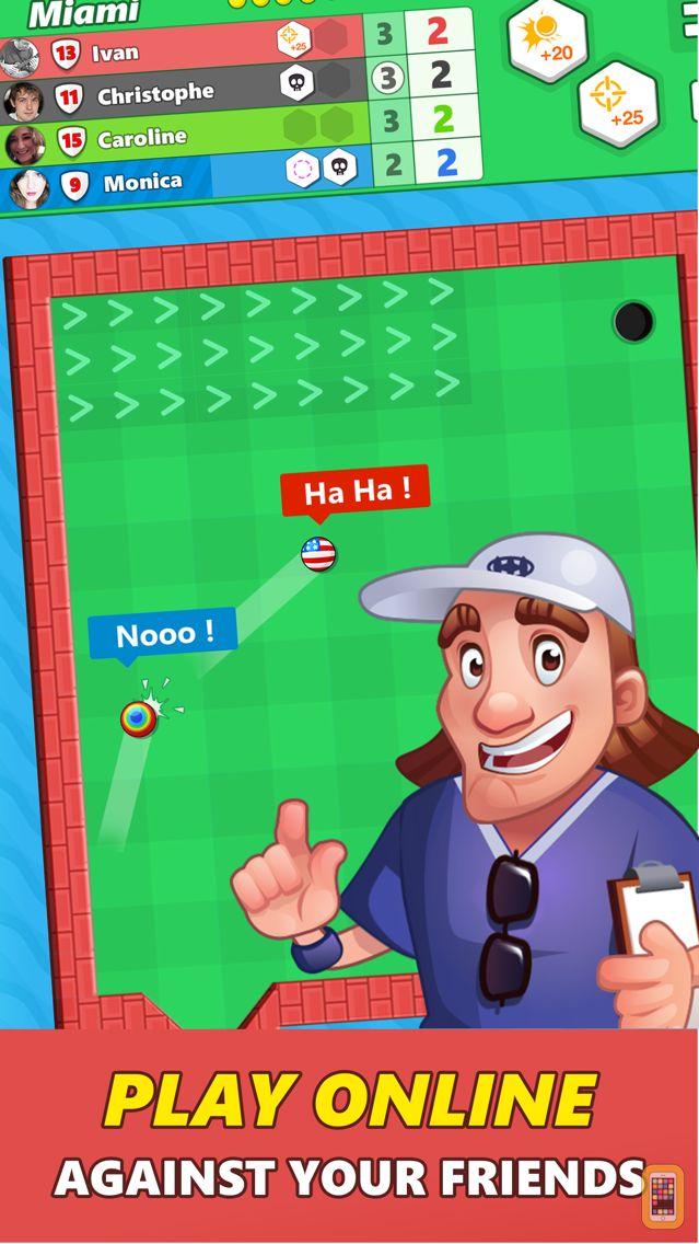 Screenshot - Microgolf Masters